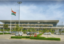 Chandigarh International airport Limited gets service quality award
