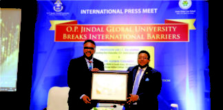 Jindal Global Law School India's best in QS ranking