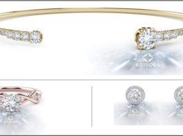 Women Taste in Style and Jewelry with Forevermark Half-carat Collection