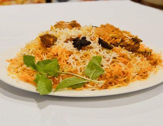 Top 9 Best Biryani Restaurant in Chandigarh in Hyderabadi style
