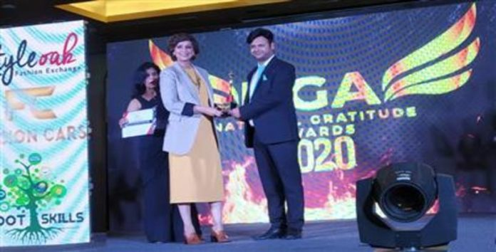 national Gratitude Award2020