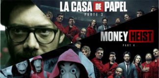 Money Heist Netflix: La Casa De Papel, Professor's Big Brain