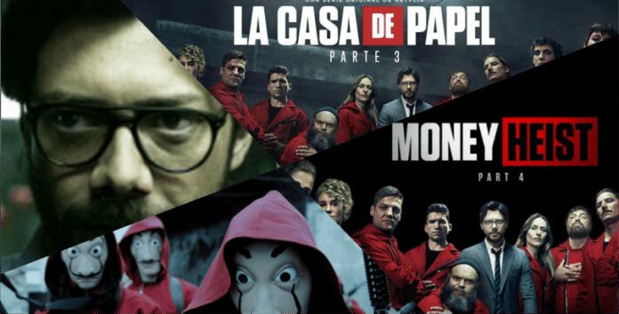 Money Heist Netflix: La Casa De Papel, Professor's Big Brain