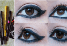 5 interesting ways on how to apply kajal with different styles