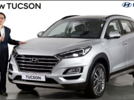 Hyundai launches new TUCSON