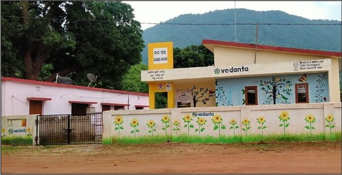 Vedanta CSR Nand Ghar gets ISO Certification