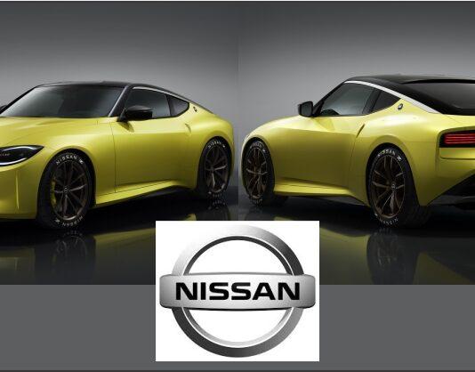 Nissan unveils new generation legendary Z sports car Z Proto