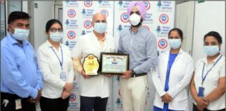 MC Patiala honours Patiala Heart Institute