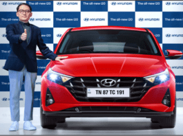Hyundai launches all-new i20