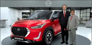 Nissan Magnite SUV launched, special introductory price of INR 4,99,000