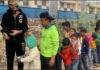 Provide Relief to Needy in Pandemic, Entrepreneur Distributes Meals to Kids