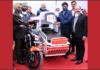Hero MotoCorp donates First Responder Vehicle to Hoshiarpur health authorities