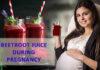 beetroot juice -during-pregnancy