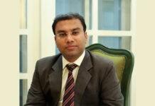 LPU Associate Director, Mr. Aman Mittal