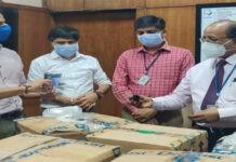 PGIMER commends the CSR initiative of Nureca Limited