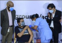 Apollo hospitals delivers Sputnik V Vaccine In Hyderabad