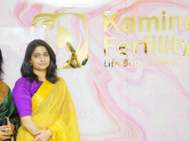 the second state-of-the-art Kamineni Fertility Center at Kokapet. The Centre was formally inaugurated by Dr Gayatri Kamineni