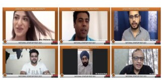 Famous entrepreneurs of the country are participating in National Start-up Fest is being organised by LPUFamous entrepreneurs of the country are participating in National Start-up Fest is being organised by LPU