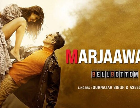 Akshay Kumar and Vaani Kapoor's Reel on their latest song- Marjaawaan